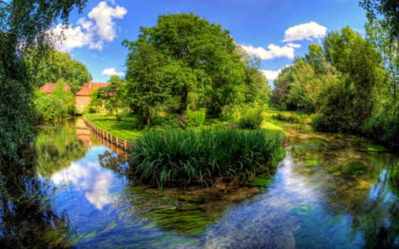 природа, качество, high, best, widescreen, cvety, house