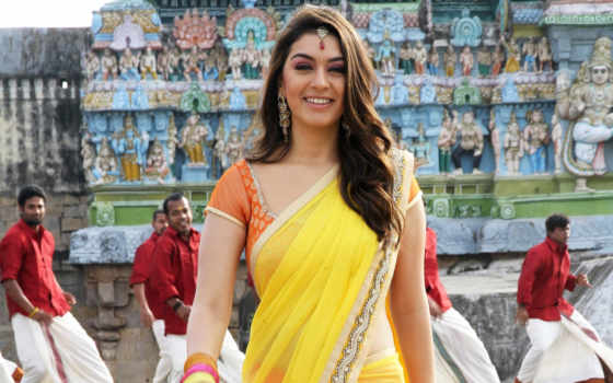 hansika, motwani, saree, photos, lehenga, online, hot, yellow, розовый,
