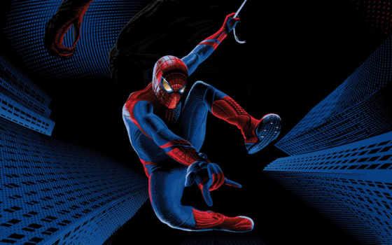 паук, мужчина, amazing, new, гарфилд, andrew,