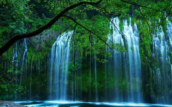 коллекция, сила, торрент, природа, компьютер, водопад, cascada, давление