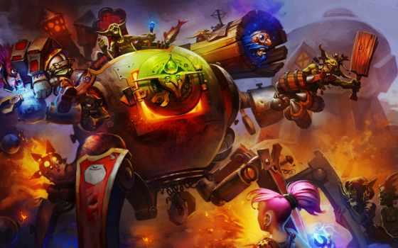 гоблин, gnome, hearthstone, коллекция, warcraft, game, смотреть, user, характер