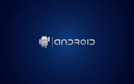 android dark blue