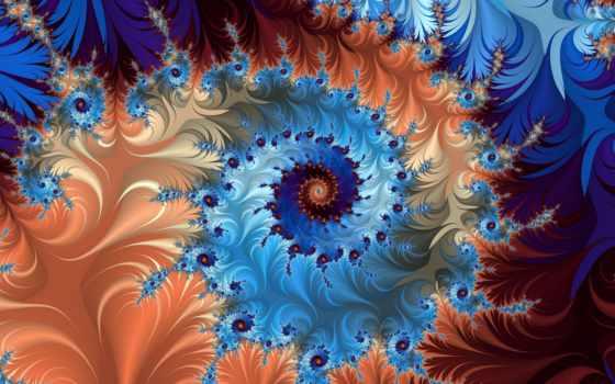 рисунок, fractal
