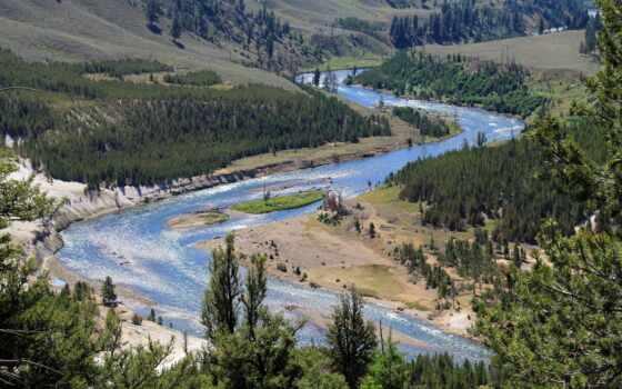 гора, река, aylar