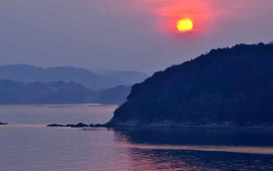 япония, природа
