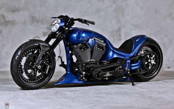 harley, davidson, chopper, об, motorcycles, мотоцикл,