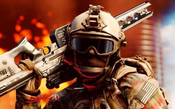 battlefield, игры, оружие, игр, game, солдат, concept, art,