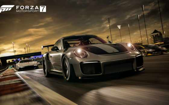 forza, motorsport, xbox, one, gameplay, ultimate, porsche,