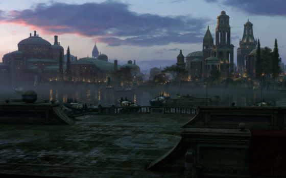 город, fantasy, городе, утро, древнем, яndex, коллекциях, коллекции, фэнтези, subscribe,