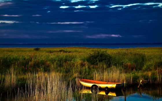 parede, speedboat, free, природа, планшетный, desktop,