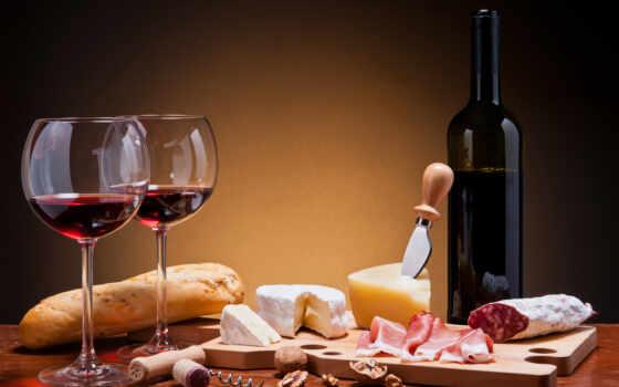 вино, red, snack, вин