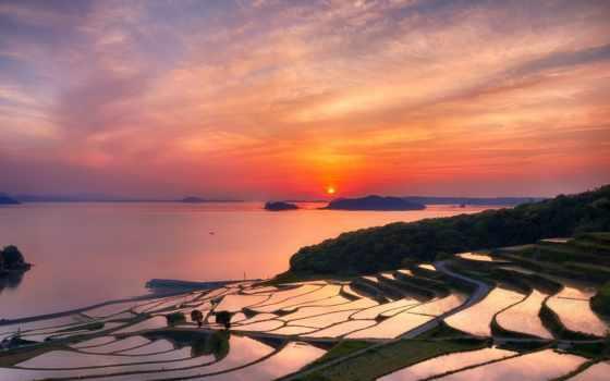 япония, японии, префектура, красивые, природы, без, любоваться, ограничений, ими, извержение, если, аогашима, острове, видели, вулкана, террасы,