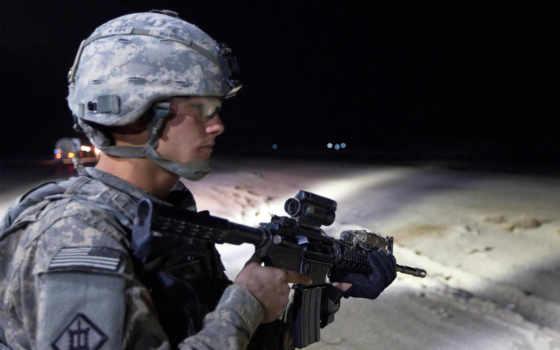 американский, армия, ирак