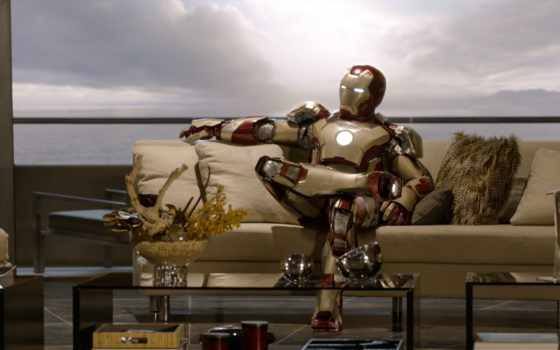 мужчина, iron, couch, роберт, развернуть, сниматься, дауни, мл,