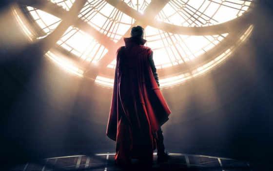 strange, доктор, marvel