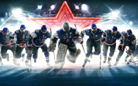 хоккеист, спорт, вратарь,