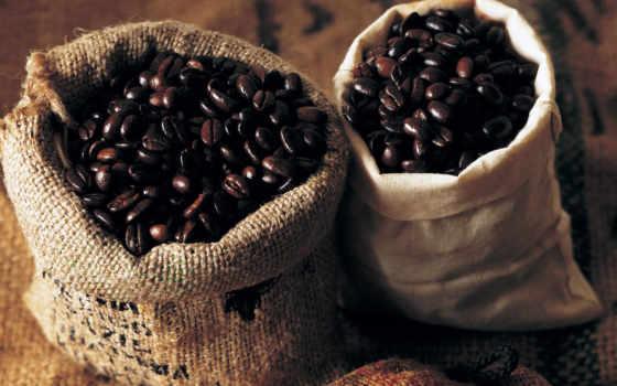 кофе, зерна Фон № 11930 разрешение 1920x1200