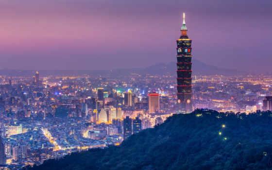 города, china