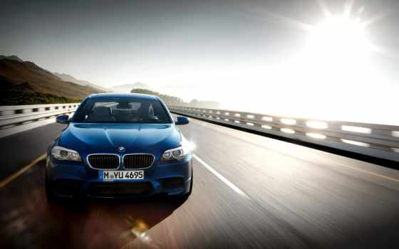 bmw, дорога, авто, скорость, автомобили, машина, car, небо, седан,