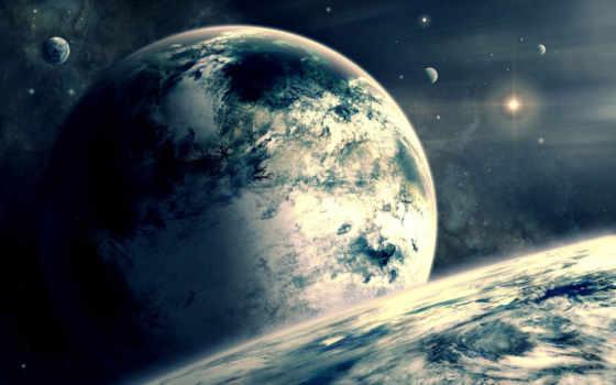 космос, планеты Фон № 24289 разрешение 2560x1600
