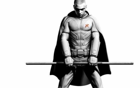 batman, city