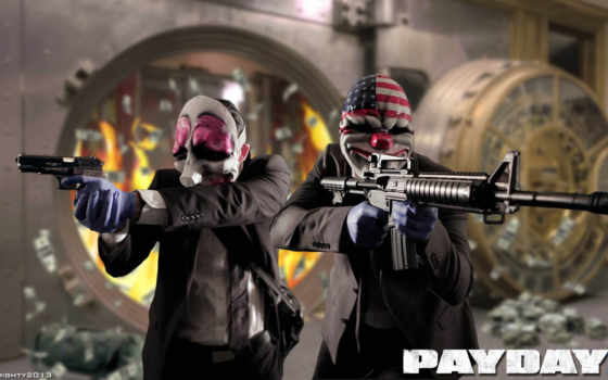 payday, overkill, софт