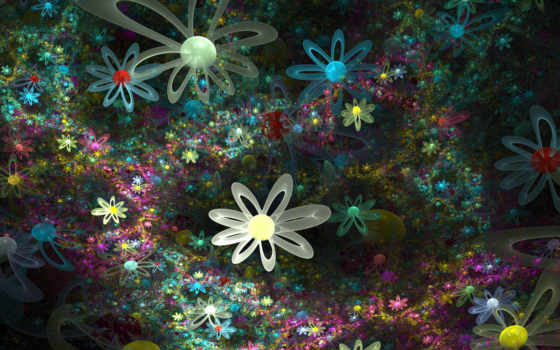 fractal, фрактальные