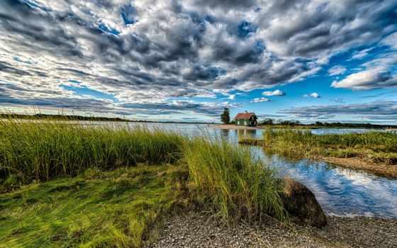 brook, stony, остров, long, harbor, york, new, ny, landscape,