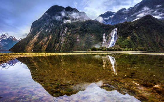 trey, ratcliff, milford, sound, flickr, reflections, photography, zealand, new, фото, страница,