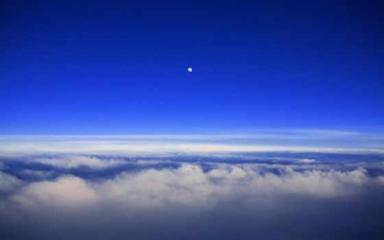 clouds, moon Фон № 12121 разрешение 1920x1200