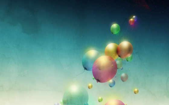 шары, воздушные