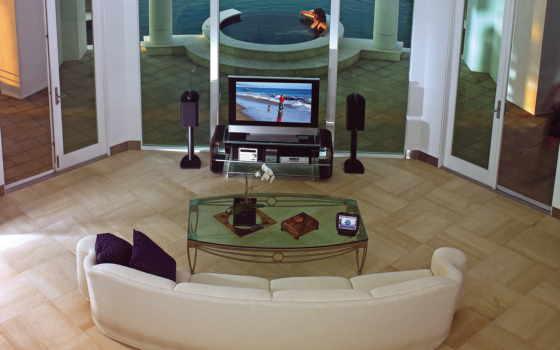 интерьер, villa, design