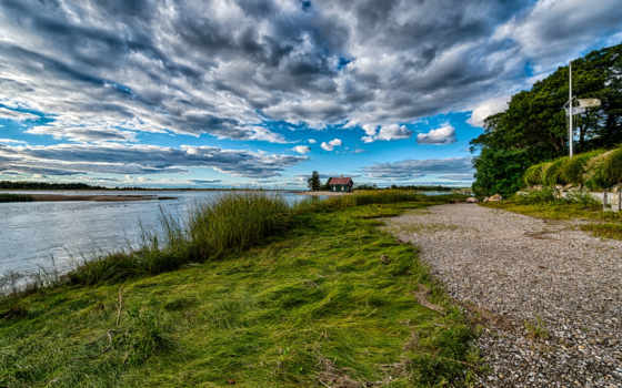 остров, harbor, long, brook, stony, new, york, landscape, природа, пейзажи -,