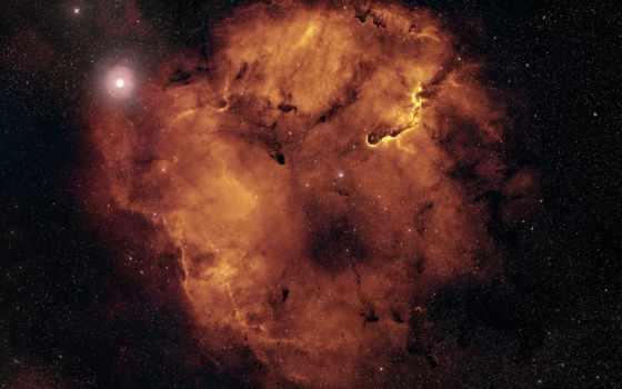 пыль, космос, облако