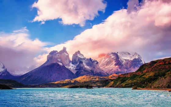 chile, country, patagonia, озеро, goturist, авиабилеты, америки, pehoé, geography, южная, южной,