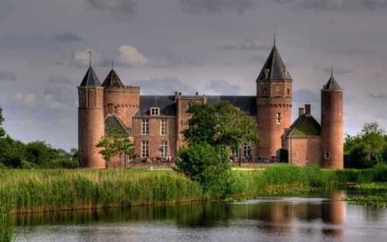 westhove, kasteel, domburg