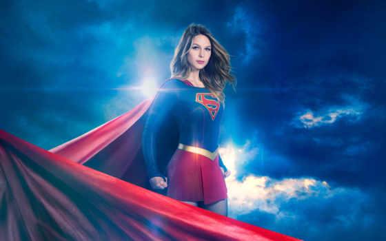 supergirl, тв, серия, melissa, season, benoist,