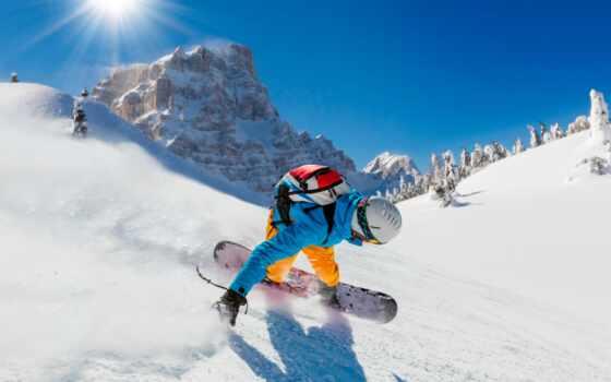 спорт, снег, сноуборд, sporty, тематика, гора, luchit, sun, компьютер
