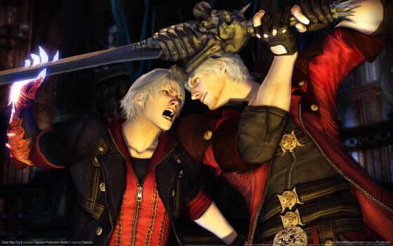 devil, may, cry, game, nero, игры, fight, search, dante, fighting, games, scene, capcom,