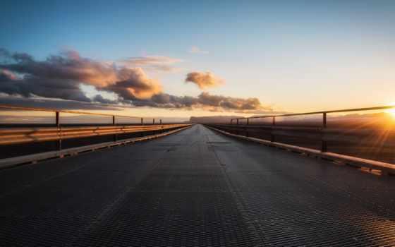 утро, дорога, перспектива, take, со, arnas, теме, torrau, kastis,