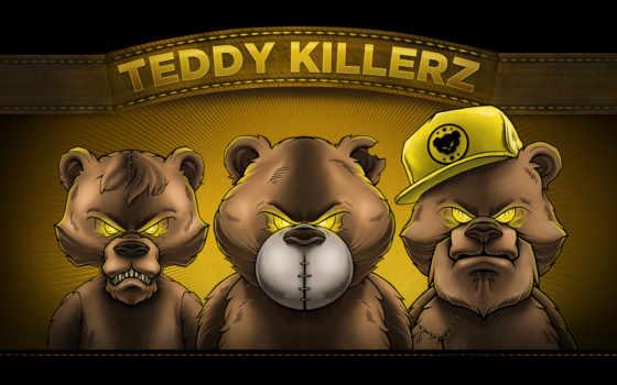 killerz, teddy, drum, bass, remix, эволюция, owsla, клипы, theory, modestep,