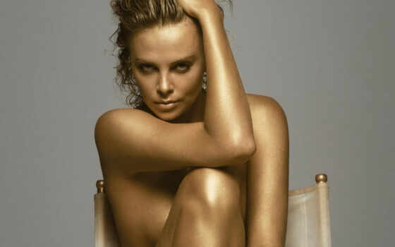 charlize, theron, gold, celebrities, iphone,