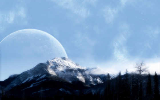 креатив, космос, facebook, снег, art, cover, fantasy, free, timeline,