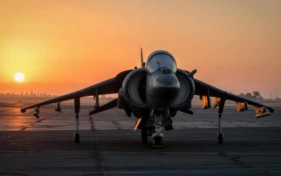 harrier, high, самолёт, mcdonnell, douglas,