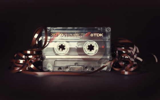 бренд, кассета, tdk
