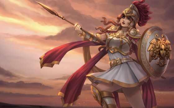 athena, воин, goddess, женщина, greek, tatouage, commission, эльф, she, но