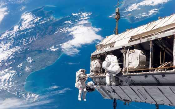 space, космонавты Фон № 24485 разрешение 1920x1200