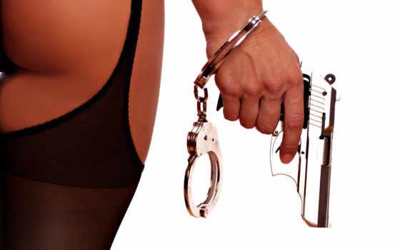 наручники, розовый, girls