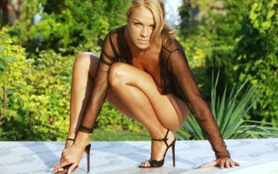 каблуки, никогда, каблуках, blonde, devushki, включает, кроме, россии, высокие, женщин,