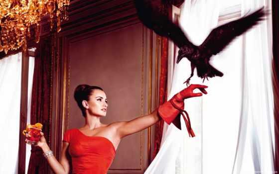 penelope, испанская, календаря, cruz, актриса, campari, красавицы, нояб, модель, красавицу, стала,